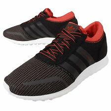adidas Originals Los Angeles Black Red White Mens Casual / Running Shoes S79027
