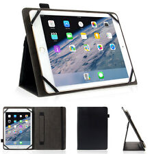 """Slim Protective Folio Universal Case Leather Stand Cover for 9.7 10.1"""" Tablet PC"""