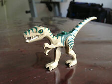 Lego Dino Coelophysis with Dark Green Markings from set 5882