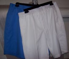 MENS JACK NICKLAUS GOLF SHORTS MULTIPLE COLORS / SIZES NEW WITH TAGS MSRP$55.00