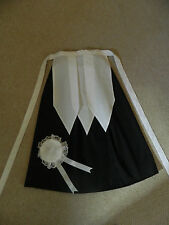 LADIES EDWARDIAN MAIDS COSTUME, MURDER MYSTERY MAID, PERIOD DRAMA, DOWNTON ABBEY