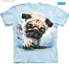 Underwater Dogs! Pug T-Shirt / Tie Dye Kids T-Shirt / Funny Pugs, Funny Dog Tee