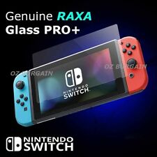 Genuine RAXA Nintendo Switch Screen Protector Tempered Glass for Nintendo Switch