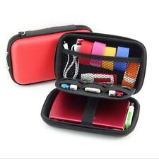 2.5inch Portable External Hard Disk Drive Bag Carry Case Pouch Pocket