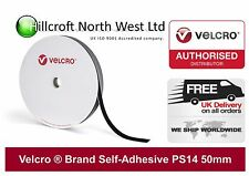 Genuine VELCRO Brand PS14 Self Adhesive Hook & Loop Tape/Fastener 50mm 5cm