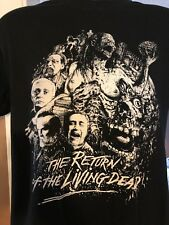 Return Of The Living Dead v2 T-Shirt 80'S CULT HORROR MOVIE FUNNY ZOMBIES COMEDY