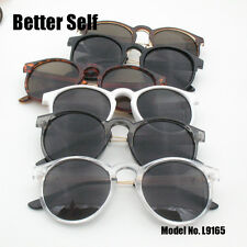 Unisex Retro Round PC Sunglasses UV400 Vintage Eyewear Accessories Sun Glasses
