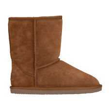 Brand New Lugz WEARLS-772 Women's Tan Zen LO Cold Weather Boots