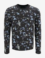 New Lanvin Abstract Floral Wool Sweater RRP £925 BNWT