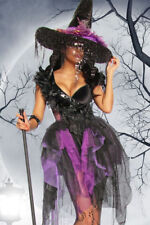 Fancy dress Witch sexy Witch Carnival Petticoat HALLOWEEN m 38