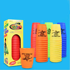 12X Speed Stacks Sport Stacking Cups Children Kids Trainning Toy P&T