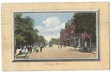 HULL Beverley Road, Old Postcard by Tuck, Postally Used Postcard 1911