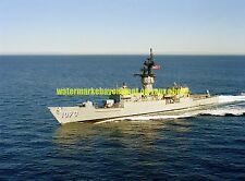 USN Frigate USS DOWNES  FF-1070  Color Photo Military FF 1070 Navy Ship