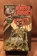 Dr Deadly's Monster Scenes Skeleton Model Assembly Kit    Sealed  Dencomm 2011