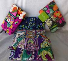 NWT Vera Bradley Strap Wallet, Crossbody, in choice of pattern with free ship!!!