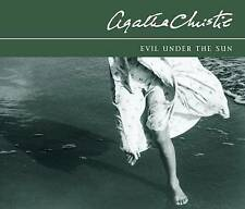 Evil Under the Sun by Agatha Christie (CD-Audio, 2006) CD Audiobook NEW & SEALED