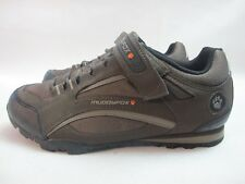 Mens Muddyfox Tour 100 Cycling Brown Cycle Bike Shoes