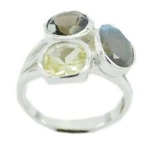 Multi 925 Sterling Silver goodly exporter Ring K,M,O,Q UK