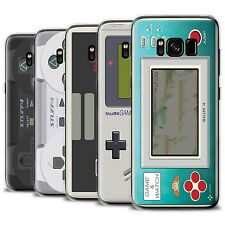 STUFF4 Gel/TPU Phone Case for Samsung Galaxy S8 Plus/G955 /Games Console