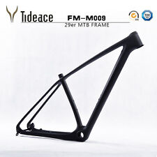 29er Carbon MTB Frame 135/142mm Carbon Mountain Bike Frame 15/17/19/21 Frames