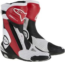 Alpinestars 2221015-1322-36 SMX Plus Vented Boots 36 Black/Red/White