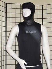 Bare Sport 5/3mm Hooded Neoprene Wetsuit Vest