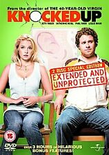 Knocked Up (DVD, 2007, 2-Disc Set)