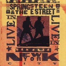 Bruce Springsteen & the E Street Band Live in NYC    Bruce Springsteen/(CD, Ap