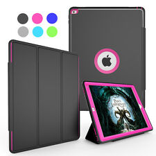 Shockproof Flip Stand Screen Protector Slim Smart Case Cover For iPad Mini 1 2 3
