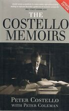 The Costello Memoirs by Costello Peter Coleman Peter - Book - Soft Cover