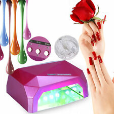 Hot 36W CCFL LED Nail Care Dryer Pedicure Manicure Curing Lamp Nail Art Tool cl