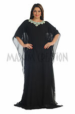 NEW JILBAB FARASHA FOR PARTY WEAR  DRESS BY MAXIM CREATION 5260
