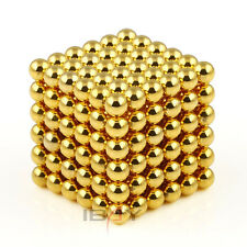 216pcs x 3mm Magnetic DIY Balls Magic 3D Ball Neodymium Sphere toy Cube N35