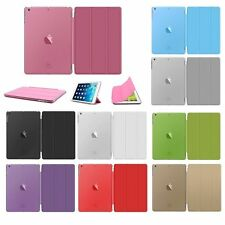iPad Smart Magnetic Leather Stand Case Cover for Apple iPads 2 3 4 Air Mini Pro