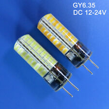 10pcs GY6.35 Bi-Pin T6 72-5730 SMD LED Light Bulb AC/DC 12-24V 3W Crystal Lamp