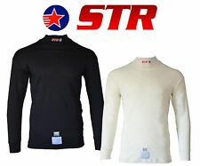 STR Club Rayon/Nomex Top  FIA Approved Race Underwear Fire Retardant