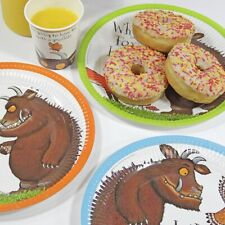 The Gruffalo Birthday Party Tableware, Plates, Cups, Napkins and more...
