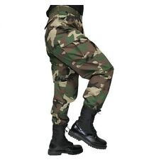 Army Military BDU PANTS WOODLAND CAMOUFLAGE 6 POCKETS SIZES S,M,L,XL,2X,3X