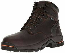 """Timberland PRO Men's Stockdale 6"""" Alloy Toe Waterproof Industrial and"""