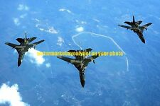 USAF F-111 Ardvark  Color Photo Military Air Force  F 111  Aircraft Jet Plane