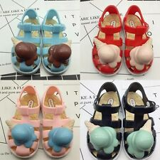 New Summer Girl sandals Ice cream shoes Roman shoes princess shoes Beach Shoes