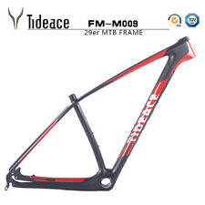Tideace 29er Carbon Bicycle Frames 135/142mm Carbon Mountain Bike Frameset