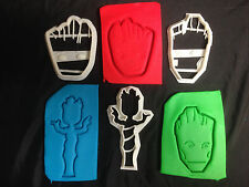 Guardians of the Galaxy Baby, Kid, Adult Groot outline cookie cutter