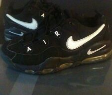 NIKE AIR MORE UPTEMPO TEMPO 7.5 PIPPEN BLACK WHITE Max 6 1 Jordan 11 retro 72 10