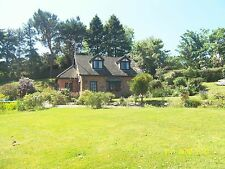 Last Minute Seaview romantic Holiday cottage acre garden&tennis ct 5star