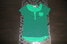 TOP HOLLISTER Ladies T-Shirt Pink Blue Green Grey Size S New with Label