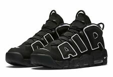 NIKE AIR MORE UPTEMPO Black And White 415082 002 Scottie Pippen Retro GS