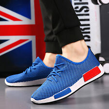 Fashion Men Summer Sports shoes Breathable mesh casual Running Trainers Sneakers