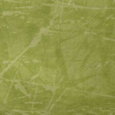 Quilt Fabric Cotton Calico Lime Green Tie-Dye FQ or Cut-to-Order