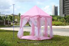 Portable Princess Castle Play Tent Children Activity Fairy House kids Funny